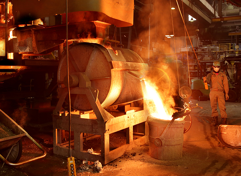 Head Office Plant (monthly production capacity 1,000 t)